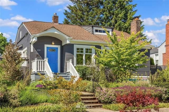 614 NW 74th Street, Seattle, WA 98117 (#1786192) :: Keller Williams Western Realty