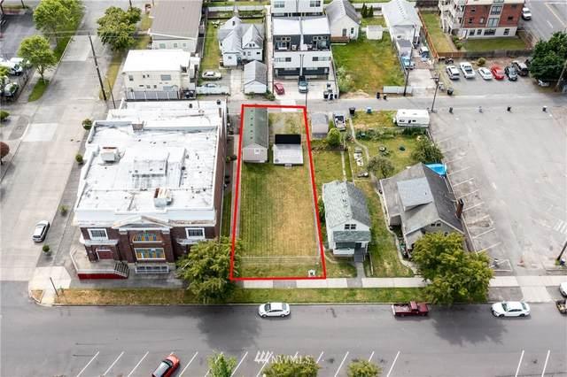 916 S I Street, Tacoma, WA 98405 (#1786201) :: Keller Williams Western Realty
