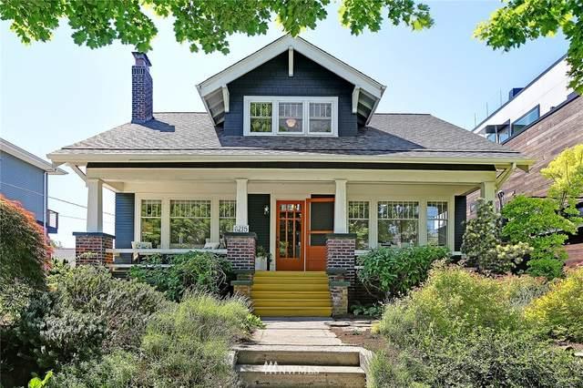 6215 Greenwood Avenue N, Seattle, WA 98103 (#1786247) :: Keller Williams Western Realty