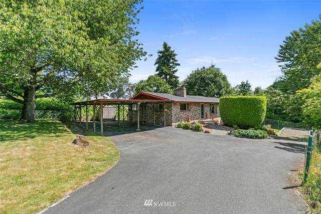 12518 80th Avenue S, Seattle, WA 98178 (#1786254) :: NextHome South Sound