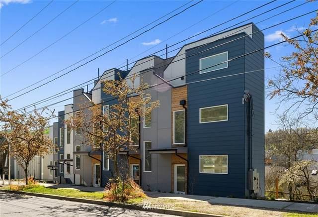 801 Davis Place S, Seattle, WA 98144 (#1786273) :: Ben Kinney Real Estate Team