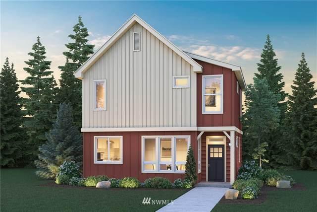 9243 14th Avenue NW A, Seattle, WA 98117 (#1786280) :: Keller Williams Western Realty