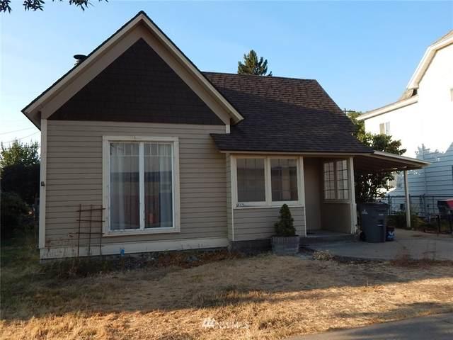 615 Maxwell, Davenport, WA 99122 (#1786315) :: Northwest Home Team Realty, LLC