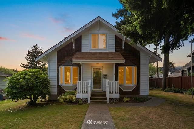 1418 Wetmore Avenue, Everett, WA 98201 (#1786352) :: Ben Kinney Real Estate Team