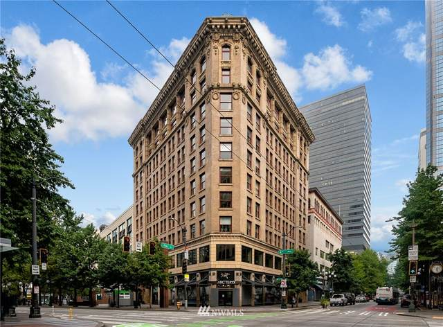 1500 4th Avenue #800, Seattle, WA 98101 (#1786354) :: Northern Key Team