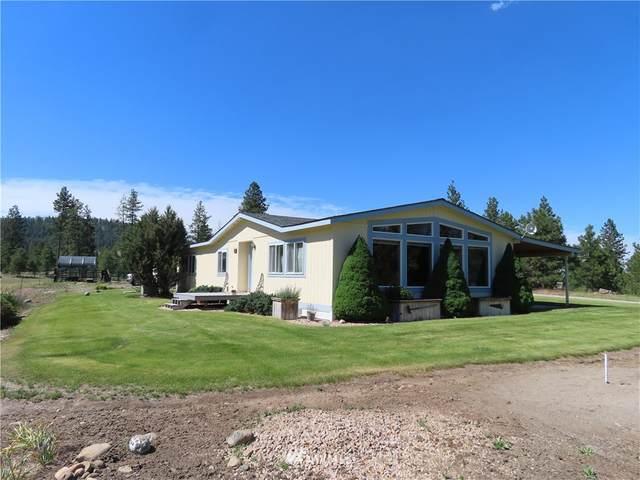 156 W Curlew Lake Road, Republic, WA 99166 (#1786360) :: Keller Williams Western Realty