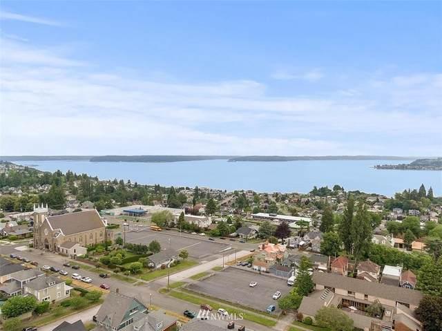 1010 N J Street #13, Tacoma, WA 98403 (#1786406) :: Keller Williams Western Realty
