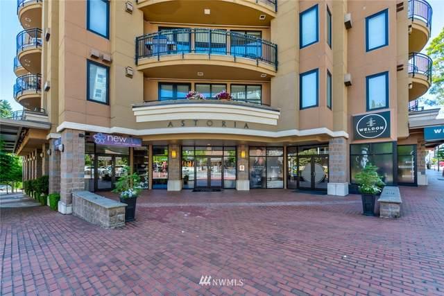 10047 Main Street #417, Bellevue, WA 98004 (#1786412) :: Northwest Home Team Realty, LLC