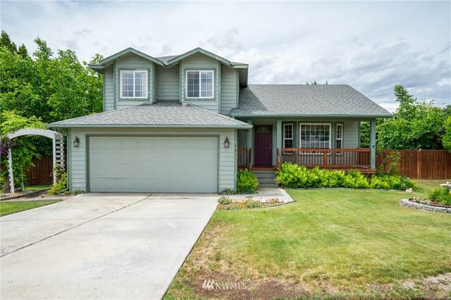 2411 Highlandview Drive, East Wenatchee, WA 98802 (#1786468) :: The Kendra Todd Group at Keller Williams
