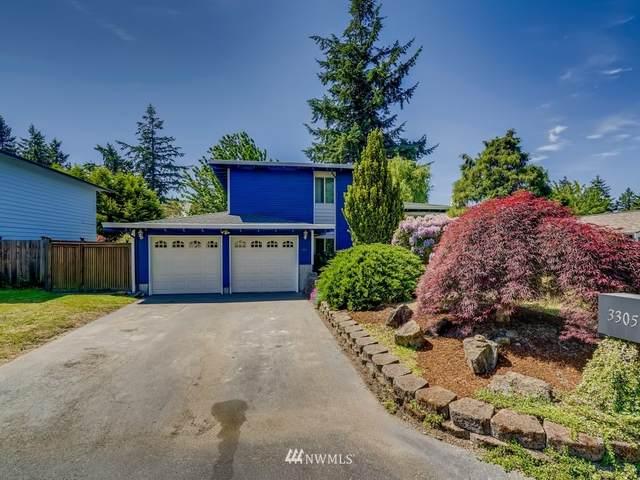 3305 S 255th Street, Kent, WA 98032 (#1786484) :: Better Properties Lacey