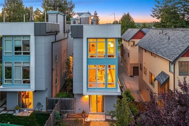 835 NW 97th Street Street A, Seattle, WA 98117 (#1786492) :: McAuley Homes