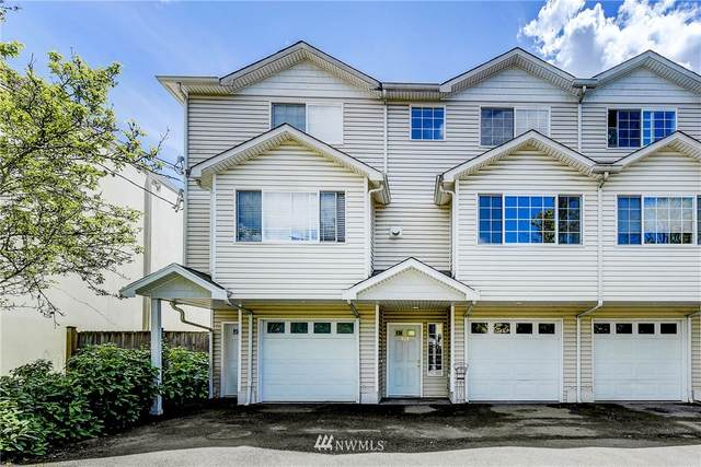 911 N 95th Street #909, Seattle, WA 98103 (#1786518) :: Beach & Blvd Real Estate Group