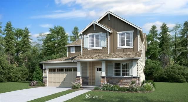 12840 192nd Place E #319, Bonney Lake, WA 98391 (#1786566) :: Shook Home Group