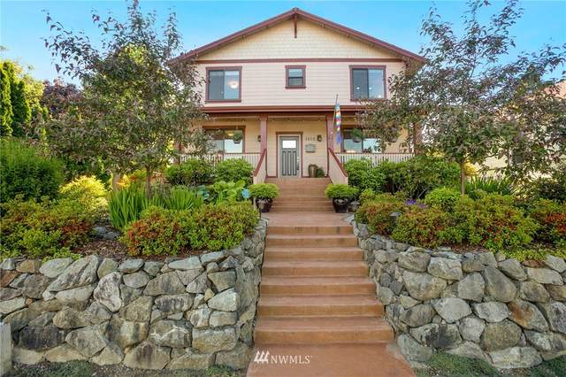 1418 S Proctor Street, Tacoma, WA 98405 (#1786580) :: Keller Williams Western Realty