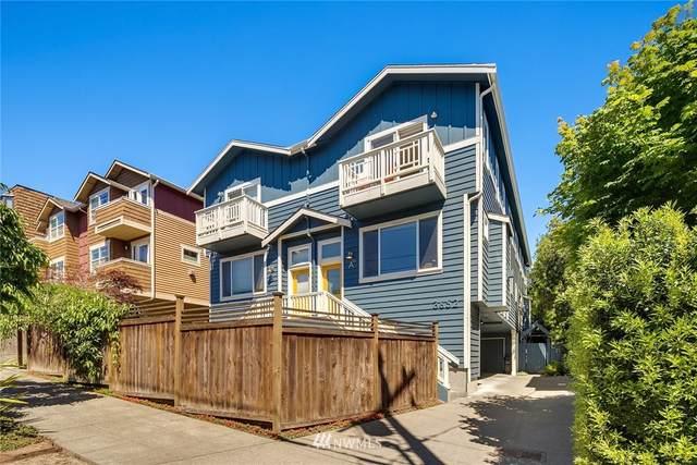 3652 Francis Avenue N A, Seattle, WA 98103 (#1786605) :: Keller Williams Western Realty