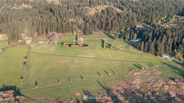 2831 Crow Valley Road, Orcas Island, WA 98245 (#1786695) :: The Snow Group