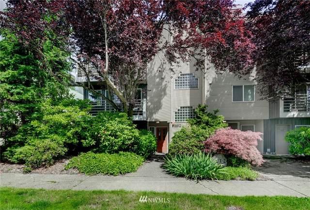 8812 Stone Avenue N #201, Seattle, WA 98103 (#1786752) :: Pickett Street Properties