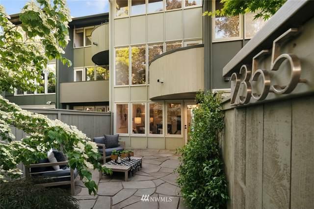 2355 42nd Avenue E #9, Seattle, WA 98112 (#1786755) :: McAuley Homes