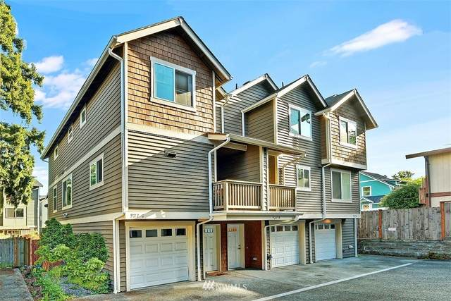 927 N 97th Street #B, Seattle, WA 98103 (#1786897) :: Keller Williams Western Realty