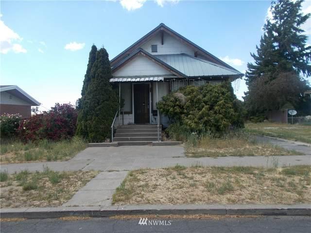 710 W Main Street, Ritzville, WA 99169 (#1787008) :: Commencement Bay Brokers