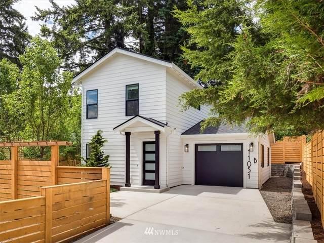 11051 31st Avenue NE B, Seattle, WA 98125 (#1787045) :: Keller Williams Western Realty