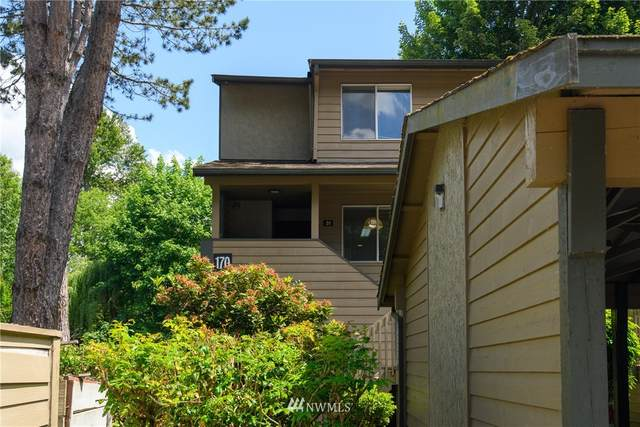 170 Newport Way NW D-31, Issaquah, WA 98027 (#1787194) :: Beach & Blvd Real Estate Group