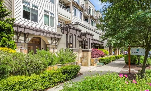 18 Dravus Street #403, Seattle, WA 98109 (#1787231) :: Ben Kinney Real Estate Team