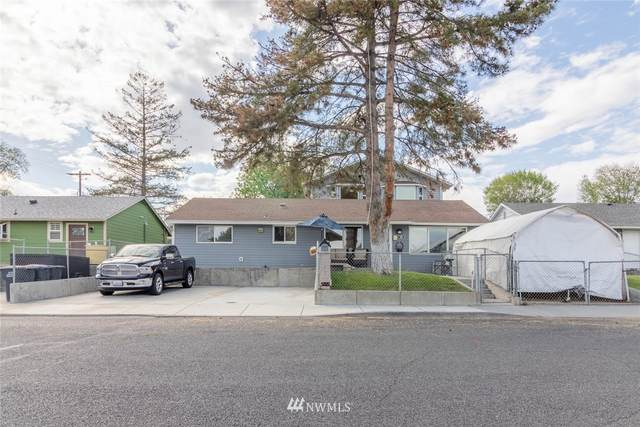 508 N Clark Road, Moses Lake, WA 98837 (#1787342) :: Northwest Home Team Realty, LLC