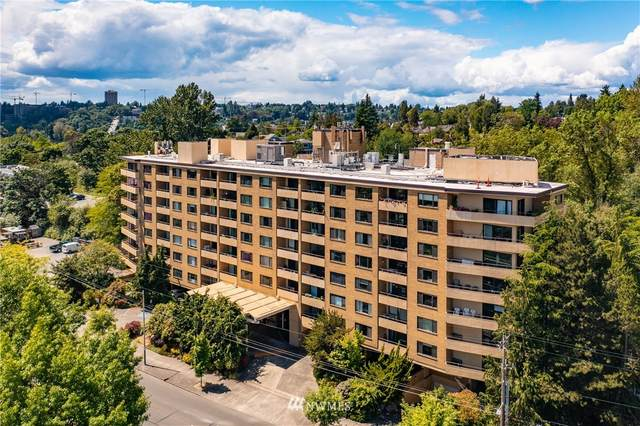 4545 Sand Point Way NE #404, Seattle, WA 98105 (#1787345) :: Mike & Sandi Nelson Real Estate