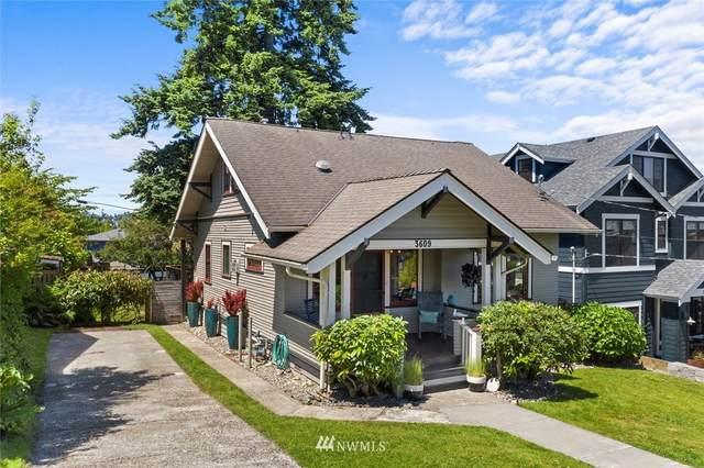 3609 12th Avenue W, Seattle, WA 98119 (#1787361) :: Ben Kinney Real Estate Team