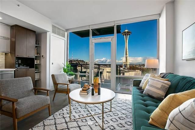 2911 2nd Avenue #1216, Seattle, WA 98121 (#1787372) :: Icon Real Estate Group