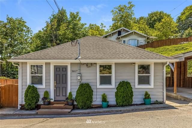 3017 SW Hinds Street, Seattle, WA 98126 (#1787432) :: Keller Williams Western Realty