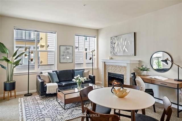 16141 Cleveland Street #314, Redmond, WA 98052 (#1787438) :: Tribeca NW Real Estate
