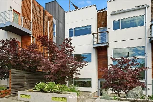 2008 14th Avenue S, Seattle, WA 98144 (#1787517) :: Keller Williams Western Realty