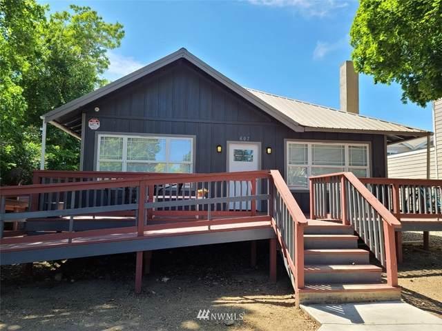 607 N Ruby Street, Ellensburg, WA 98926 (#1787548) :: Keller Williams Western Realty