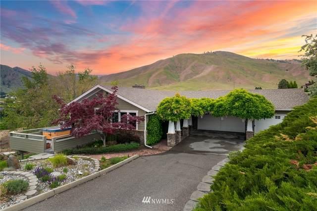 1014 Westmorland Drive, Wenatchee, WA 98801 (#1787595) :: Northwest Home Team Realty, LLC