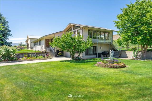 485 Stayman Flats Road, Chelan, WA 98816 (#1787606) :: Better Homes and Gardens Real Estate McKenzie Group