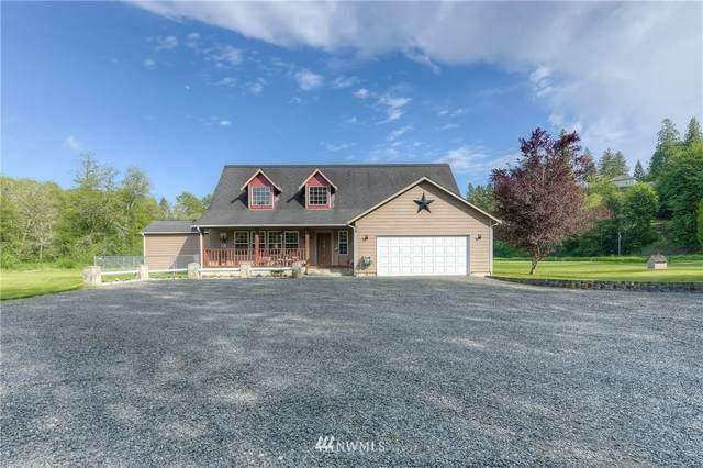 36 Lower Falls Creek Road, Elma, WA 98541 (#1787624) :: Keller Williams Western Realty