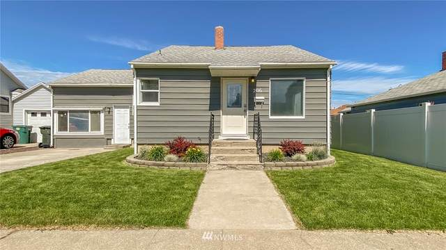 206 W 2nd Avenue, Ritzville, WA 99169 (#1787656) :: Commencement Bay Brokers