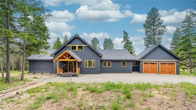 520 Horizon Ridge Drive, Cle Elum, WA 98922 (#1787689) :: Keller Williams Western Realty