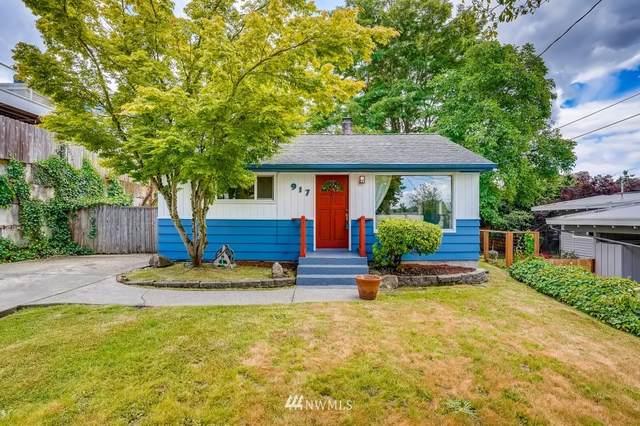 917 N 30th Street, Renton, WA 98056 (#1787727) :: Keller Williams Western Realty