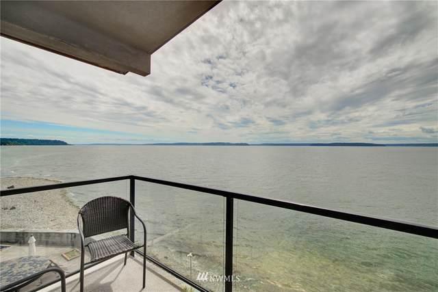 4119 Beach Drive SW #4, Seattle, WA 98116 (#1787729) :: Keller Williams Western Realty
