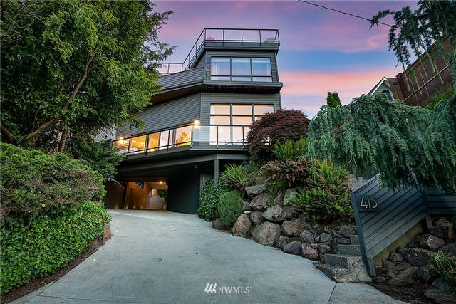 415 Raye Street, Seattle, WA 98109 (#1787743) :: Ben Kinney Real Estate Team