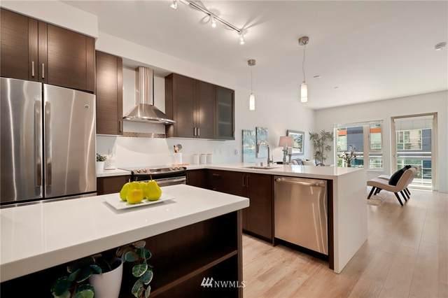 1760 NW 56th Street #308, Seattle, WA 98107 (#1787773) :: Keller Williams Western Realty