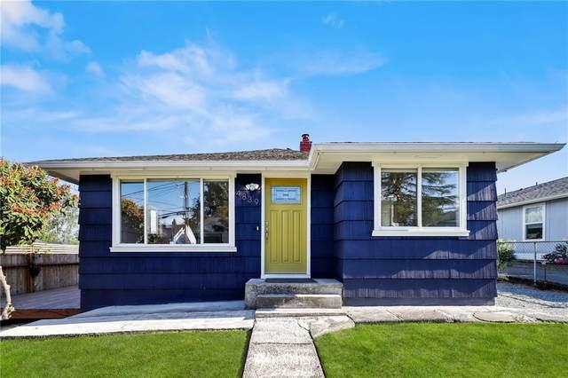 4839 S Kenyon Street, Seattle, WA 98118 (#1787800) :: Beach & Blvd Real Estate Group