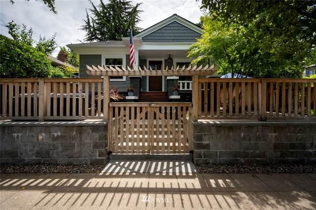 525 W Crockett Street, Seattle, WA 98119 (#1787810) :: Ben Kinney Real Estate Team