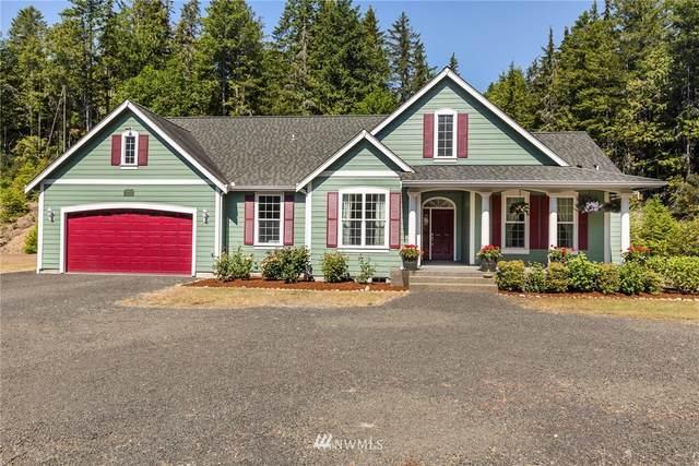 70 N Sun Place, Hoodsport, WA 98548 (#1787868) :: NW Homeseekers