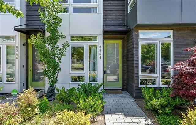 8364 12th Avenue NW, Seattle, WA 98117 (#1787938) :: McAuley Homes