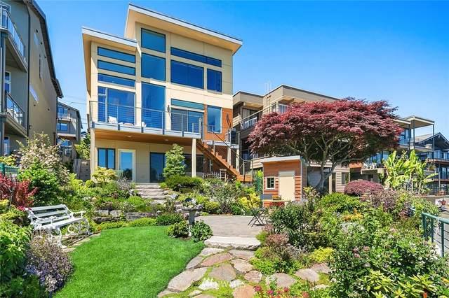 5618 39th Avenue W, Seattle, WA 98199 (#1787993) :: Keller Williams Realty
