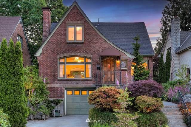 2509 20th Avenue E, Seattle, WA 98112 (#1788011) :: McAuley Homes